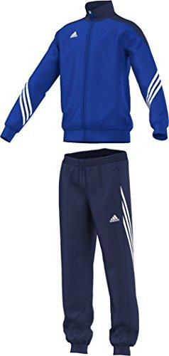 Adidas Sere14 Pes Su Y Tuta da Ginnastica, Blu, 164