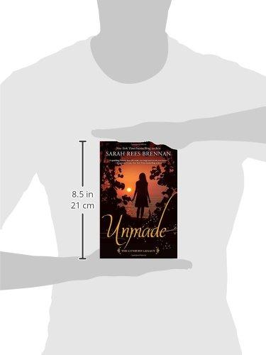 Unmade (Lynburn Legacy)