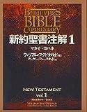 新約聖書注解 vol.1 マタイ→ヨハネ