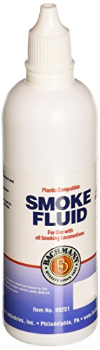 Bachmann Industries Smoke Fluid for Use with Bachmann and Williams Smoke Equipped Locomotives (4.5 Oz.) (Model Train Smoke compare prices)