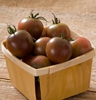 Tomato Black Cherry 25 Organic Seeds