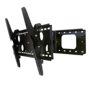PREMIUM CANTILEVER TV Wall Bracket for 32 - 65 inch LCD, LED & Plasma TV. Super-strength Load Capacity up to 80KG, 15 degree Tilt mechanism up/down, Max VESA 710x480