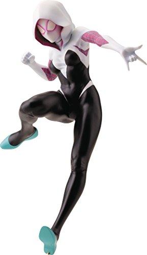 Kotobukiya Marvel's Spider-gwen Bishoujo Statue Picture