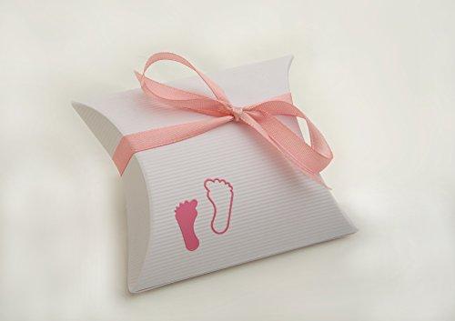 taufmandeln gastgeschenke zur geburt taufe m dchen rosa gg0015. Black Bedroom Furniture Sets. Home Design Ideas
