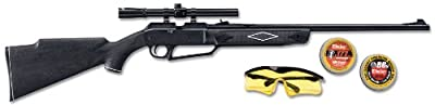 880 Powerline Air Rifle Kit, Dark Brown/Black, 37.6 Inch by Daisy