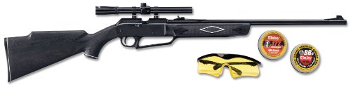 Details for Daisy 5880 880 Shadow Kit Air Rifle from Daisy