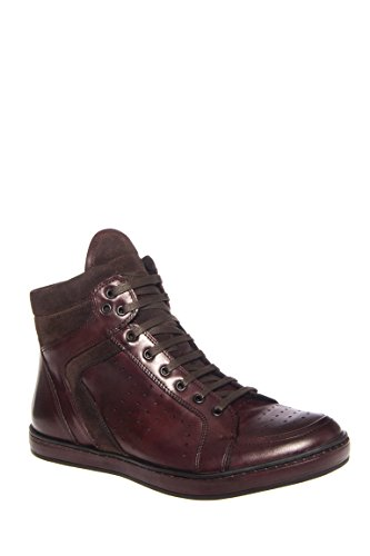 Men's Big Brand High Top Sneaker