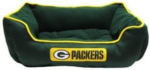 Pets First NFL Green Bay Packers Pet Bed