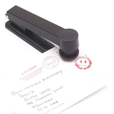 Smiley Face Stapler (Web Only)