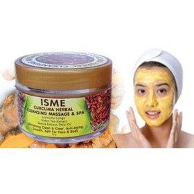 Isme Curcuma Whitening Anti-blackhead Scar Herbal Cleansing Relax Massage & Spa
