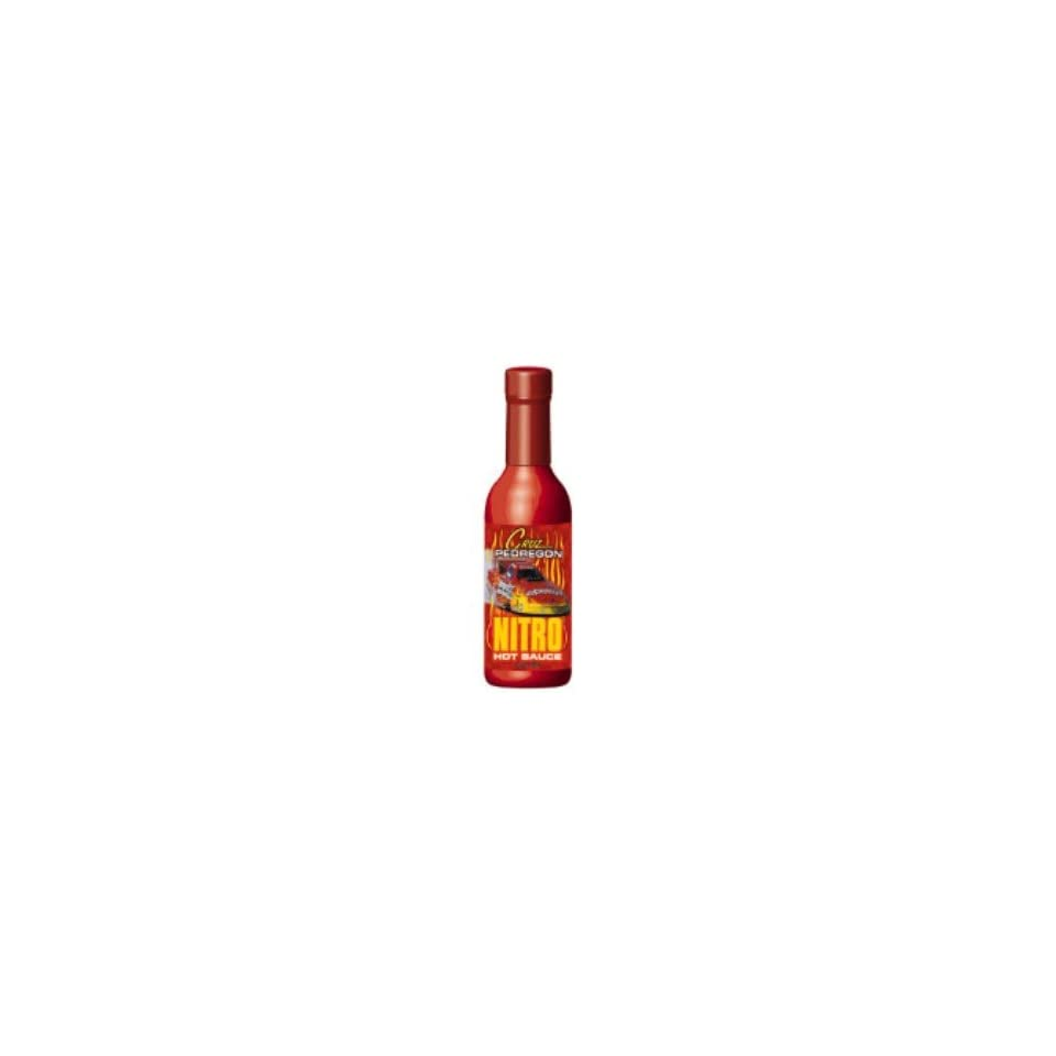 Cruz Pedregon Nitro Habanero Hot Sauce (5oz): Kitchen