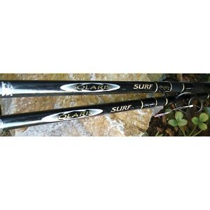 Okuma Solaris Spinning Surf Rods Model: SS-S-802M-1 (8' 0