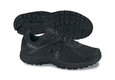 Nike DART 9 LEATHER 443862-001 Black