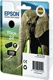 Epson C13T24214010 - 24 - Black - original - blister - ink cartridge - for Expression Photo XP-55, XP-750, XP-850, XP-860, XP-950, Expression Premium XP-750, XP-850