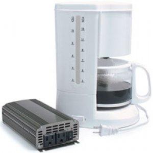 12 Volt Coffee Maker K Cup : Amazon.com: RoadPro 800 Watt 12 Volt Car Inverter w/ 12 ...