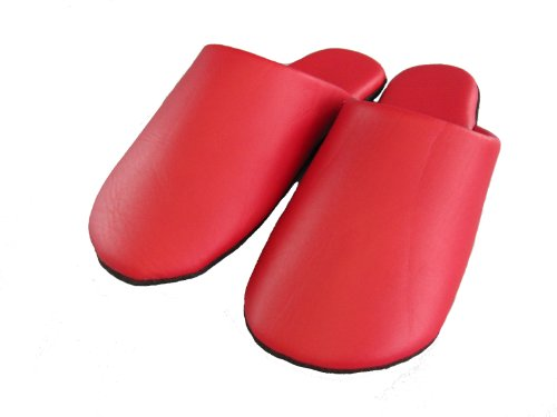 Funami-zapatillas-de-cuero-suave-de-tamao-Tipo-de-Red-M-22-225cm-L1700-japn-importacin