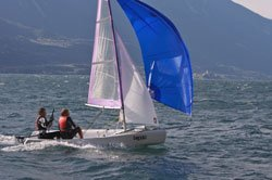 Image of Topaz Race X Sailing Dinghy (TPT20)
