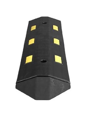 "IRONguard Speed Bump, Black, 2"" Height x 10.5"" Width x 36"" Length"