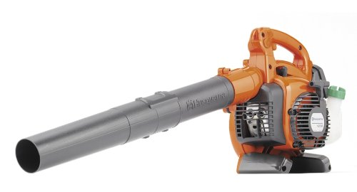 Husqvarna 125B 28cc 2-Stroke 170-MPH Gas-Powered Handheld Gas Blower (CARB Compliant)