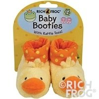 Cheap Duck Baby Booties 0-6m (B004S82ZWG)