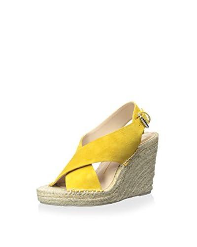 DV by Dolce Vita Women's Sovay Espadrille Sandal  [Yellow]