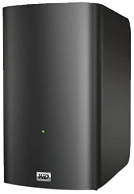 Western Digital My Book Live Duo Personal Cloud Storage NAS Drive with RAID Mirroring - PARENT ASIN