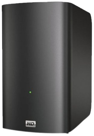 WD My Book Live Duo Personal Cloud Storage 6TB NAS Drive with RAID Mirroring