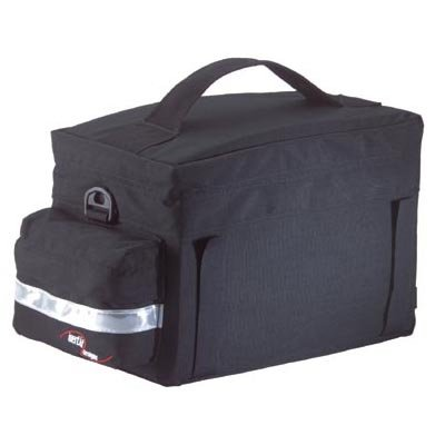 Inertia Rack Trunk Bicycle Bag – Black – 9040