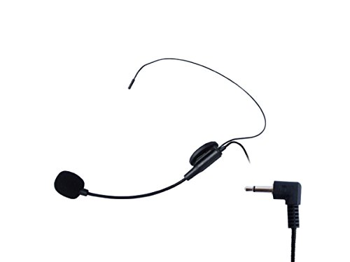 Top Quality Cardioid Condenser Headworn Headset Microphone