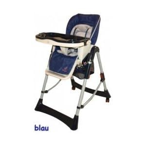 hochstuhl bewertungen baby kinder hochstuhl in blau sofort lieferbar. Black Bedroom Furniture Sets. Home Design Ideas