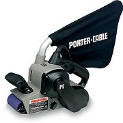 Purchase PORTER-CABLE 352VS 8 Amp 3-Inch-by-21-Inch Variable-Speed Belt Sander with Cloth Dust Bag