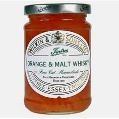 Tiptree Orange & Malt Whiskey Marmalade 12oz Jar