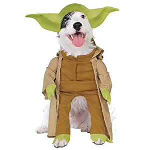 Star Wars Yoda Pet Costume - Pet Costumes