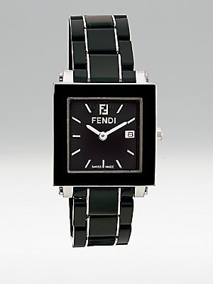 Fendi Ceramic Ladies Watch 621110