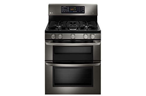 LG-LDG3036BD-30-Black-Diamond-Series-Gas-Range-in-Black-Stainless-Steel