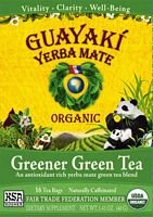 Guayaki Yerba Mate Tea