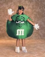 M&M Toddler Costume Green