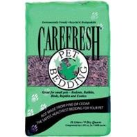 3 PACK CAREFRESH NATURAL PET LITTER, Size: 14 LITER (Catalog Category: Small Animal:BEDDING)