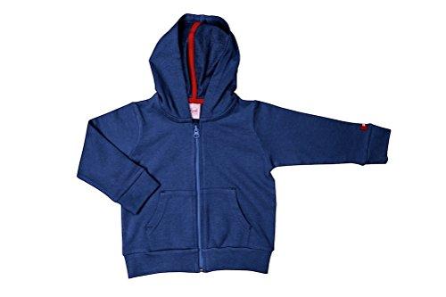 Baby-Sweet-vVeste-pour-bb-bleu-taille-8692-Bleu-Bio