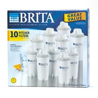 Cheap Brita Replacement Filter, Pitcher 10 ea