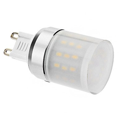 Luo G9 3.5W 48X3014Smd 320Lm 2700K Warm White Light Led Corn Bulb (220-240V)