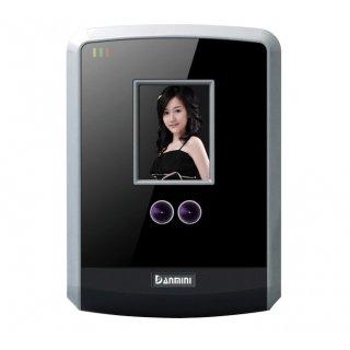 easyshop Danmini A703 freie Software Gesicht Bild + v4. 0 & DSP Prozessor TCP/IP-Kommunikation Gesicht Anerkennung Teilnahme System UK Normstecker schwarz kaufen