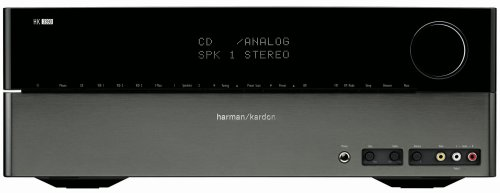 Harman Kardon HK 3390 High Performance 2 x 80W Stereo Receiver