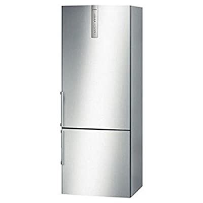 Bosch KGN57AI50I Frost-free Double-door Refrigerator (505 Ltrs, Stainless Steel)