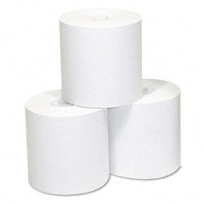 NCR 997249 Thermal Receipt Paper, 44mm x 230′, White