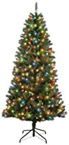 7 FT REALISTIC MIXED PINE TIP CHRISTM…