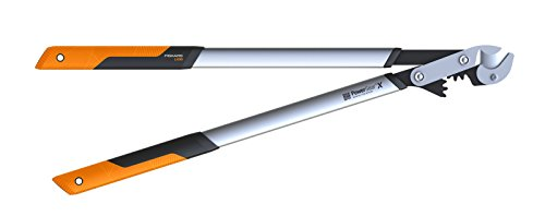 Fiskars PowerGearX Amboss-Getriebeastschere LX99-L, 1020189