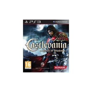 Castlevania Lords Of Shadow PS3 Game