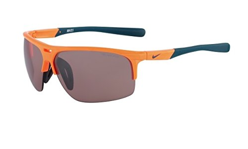 Nike Max Speed Tint Lens Run X2 S E Sunglasses, Atomic Orange/Night Factor