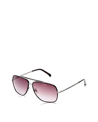 Lacoste Gafas de Sol 153S-033 (60 mm) Negro / Plateado